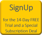 "Click on ""SignUp"" (top right) for the 14-Day FREE Trial and get access to ALL the modules and a Special Subscription Deal"