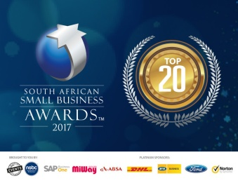 2017 South African Small Business Awards