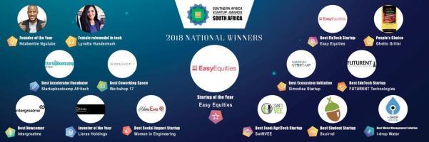 Southern Africa StartUp Awards Best EduTech StartUp South Africa 2018 11